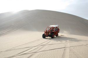 Buggy fahren in Icas Wüste