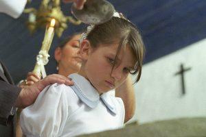 Die ungewollte Taufe