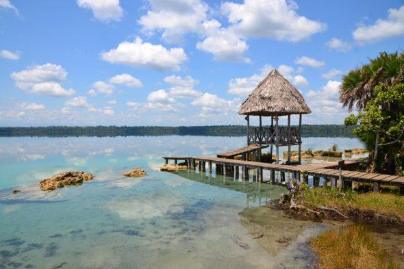 Laguna Láchua, Guatemala