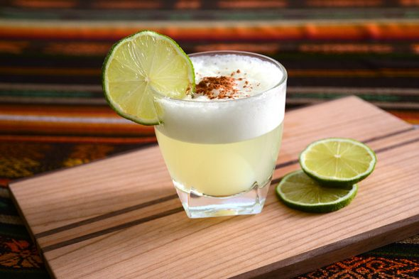 Pisco Sour aus Chile