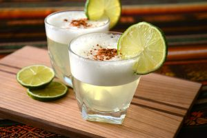 Pisco Sour aus Peru