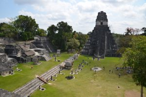 Tikal, Mayaruine in Guatemala