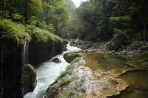 Río Cohabón, Semuc Champey