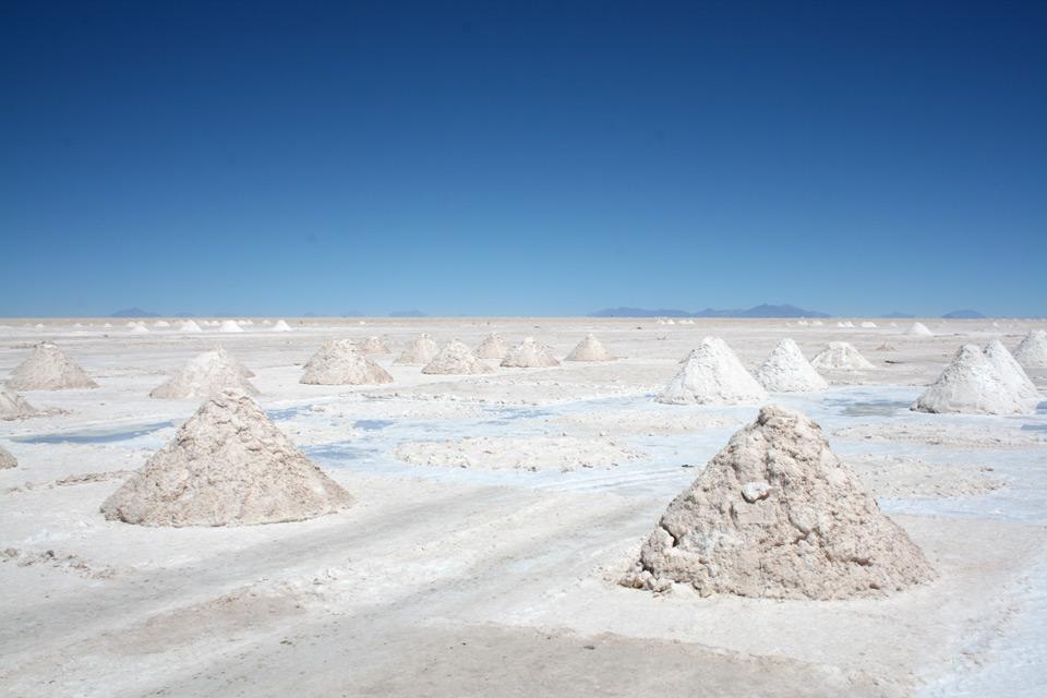 Salar de Uyuni in Bolivien – Die größte Salzwüste der Welt