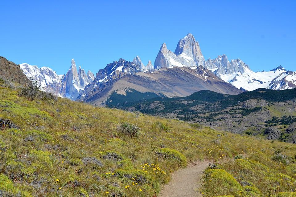 Der Nationalpark Los Glaciares im südlichen Patagonien
