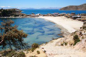 Challapampa auf der Isla del Sol im Titicaca-See, Bolivien