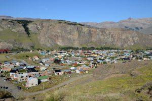 El Chaltén in Patagonien, Argentinien
