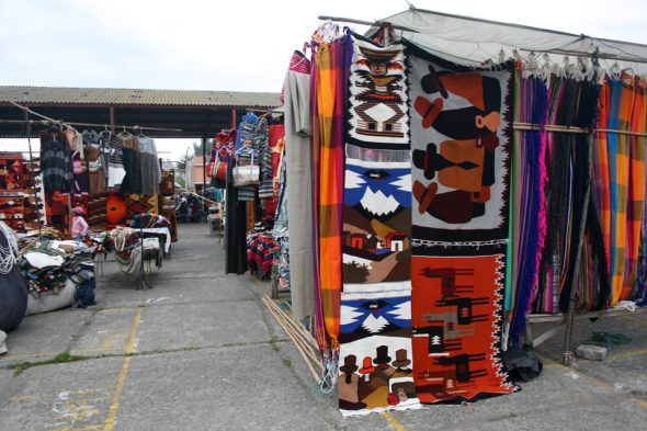 Markt der Quechua