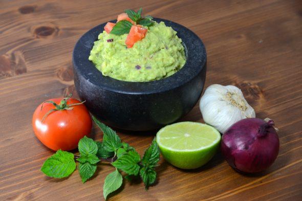 Guacamole – Avocado-Dip