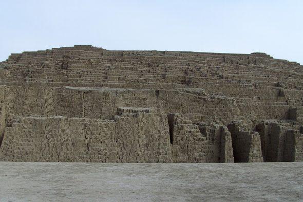 Huaca Pucllana in Lima