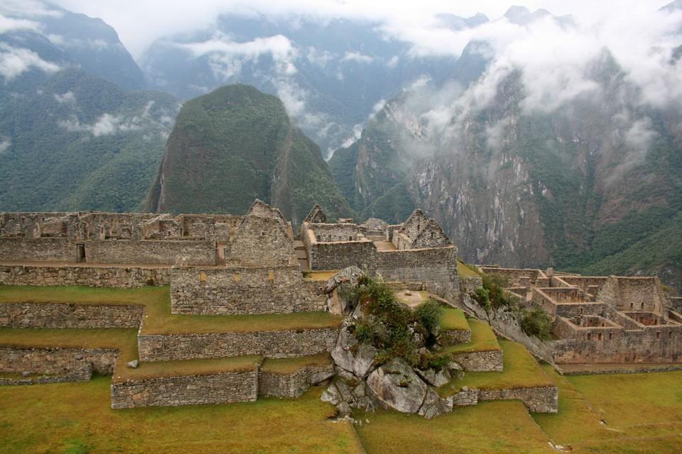 Perus schönste Ruinen-Stätten der Inka und anderer präkolumbischer Kulturen
