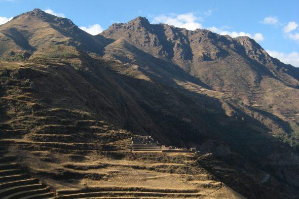 Terrassen von Pisac, Peru