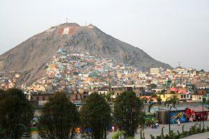 Armut in Lima, Pueblos Jóvenes