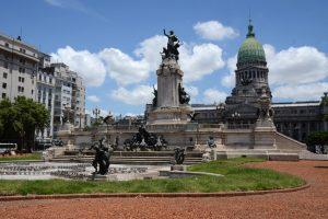 Kongressgebäude in Buenos Aires