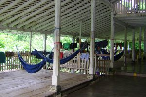 Hostel auf der Insel Ometepe