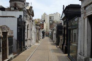 Friedhof von La Recoleta