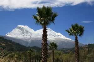 Huascarán - Höchster Berg Perus