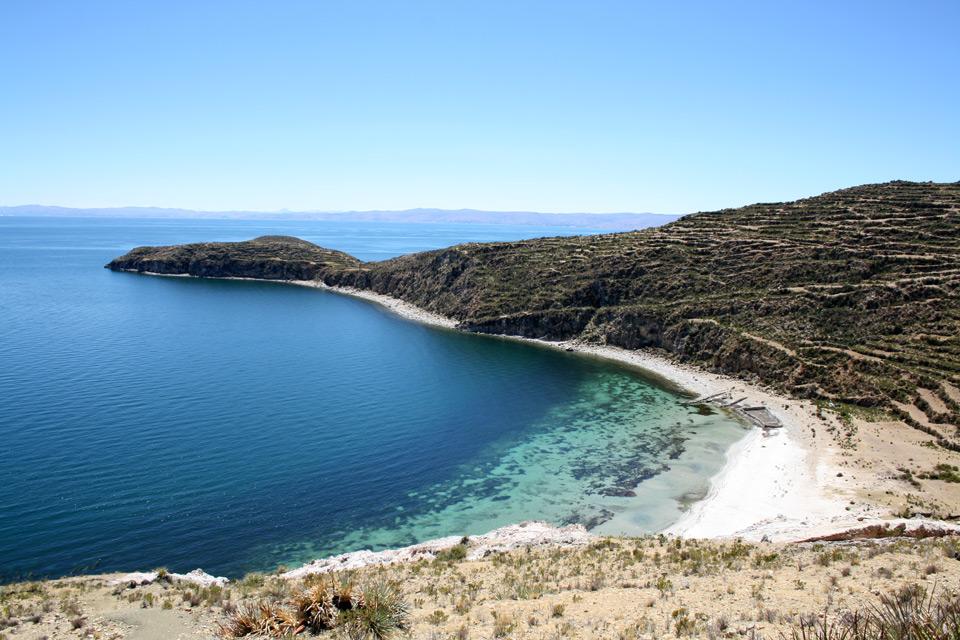 Die Isla del Sol im Titicaca-See – eines der Top-Highlights von Bolivien