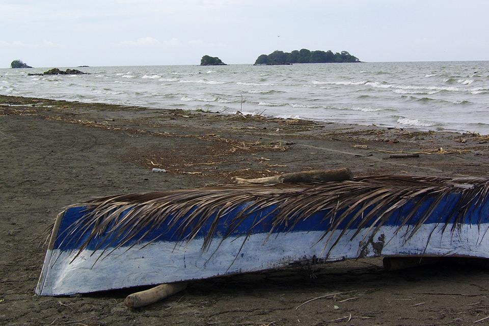 Isla de Ometepe – einsames Natur-Paradies für Backpacker im Nicaragua-See