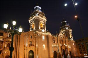 Kathedrale von Lima, Peru