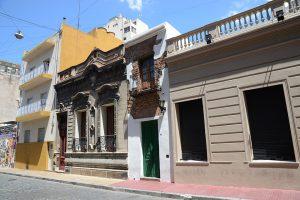 Schmalstes Haus in Buenos Aires