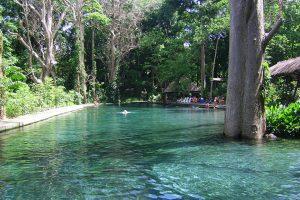 Ojo del Agua auf der Insel Ometepe