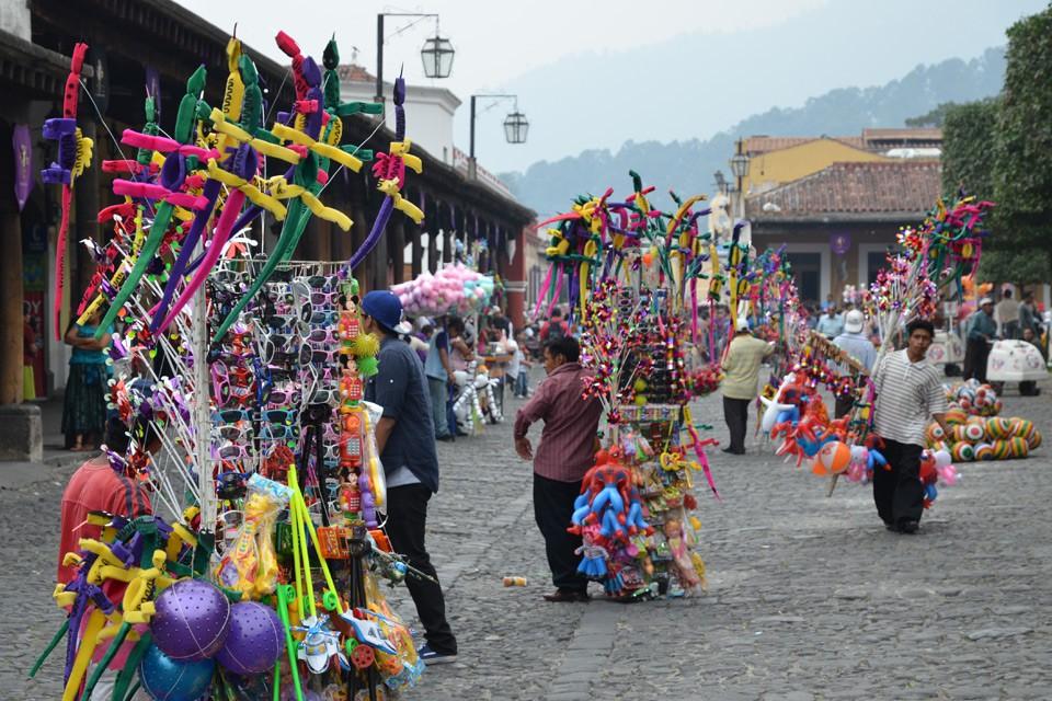 Die Semana Santa in Antigua – Ostern in Guatemalas kolonialer Kultur-Hauptstadt