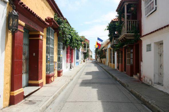 Koloniale Stadt Cartagena