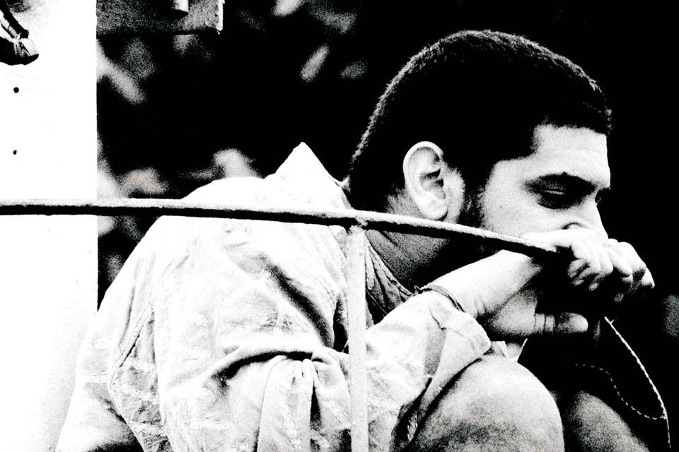 """Criolo mit der besten modernen brasilianischen Platte der Gegenwart: """"Nó Na Orelha"""""""