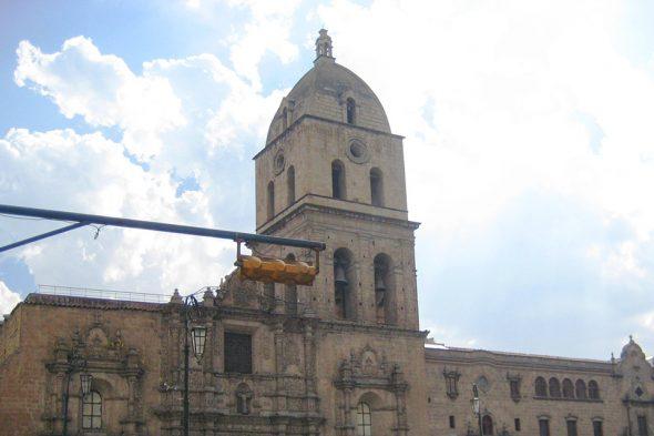 Kirche San Francisco in La Paz