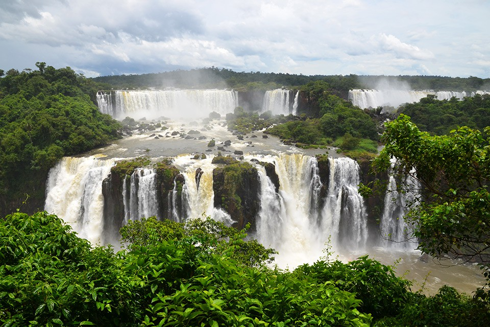 Die 10 schönsten Sehenswürdigkeiten Südamerikas