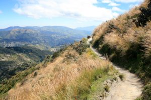 Wandern in den ecuadorianischen Anden