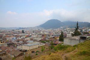 Stadt Quetzaltenango