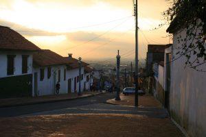 Zweitgrößte Stadt Südamerikas – Bogotá