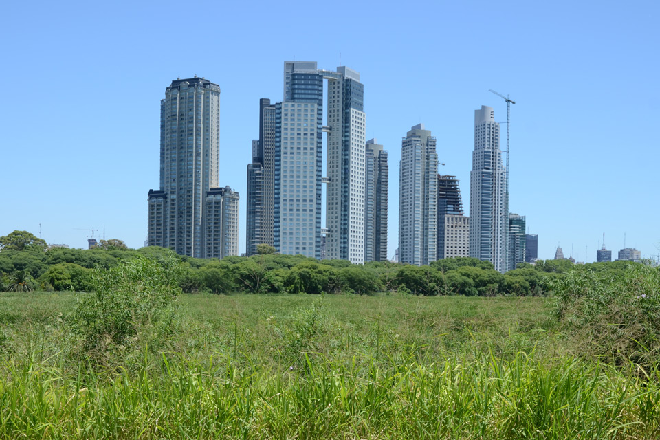 Sechstgrößte Stadt Südamerikas – Buenos Aires