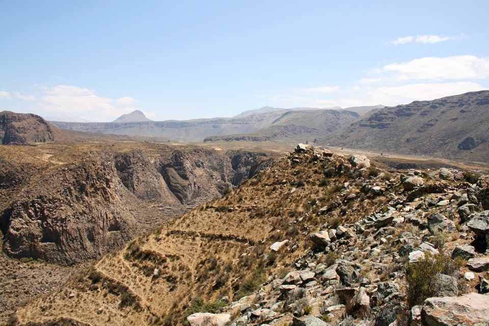 Arequipa und das Colca-Tal – Unterschätzte Region im Inka-Land Peru
