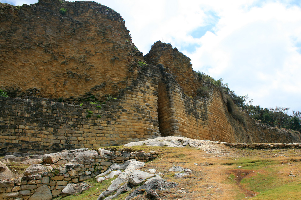 Chchapoya-Festung von Kuélap