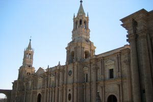 Arequipas Kathedrale