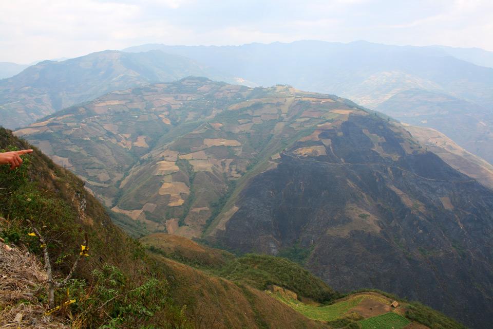 Die Chachapoya und ihre bekannteste Festung Kuélap im Norden Perus