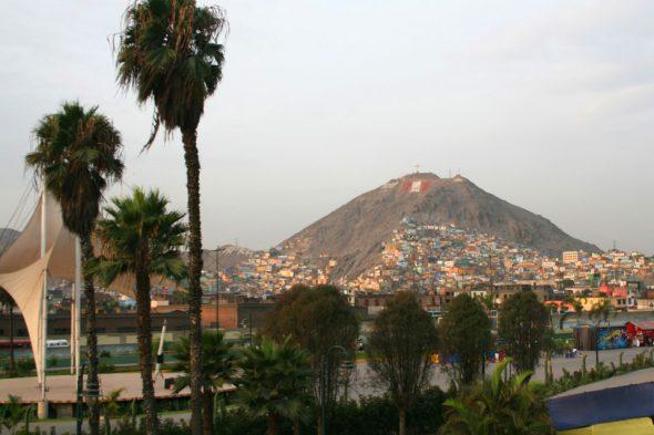 Lima – Drittgrößte Stadt Südamerikas