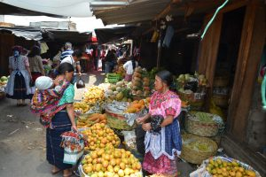 Markt in Quetzaltenango