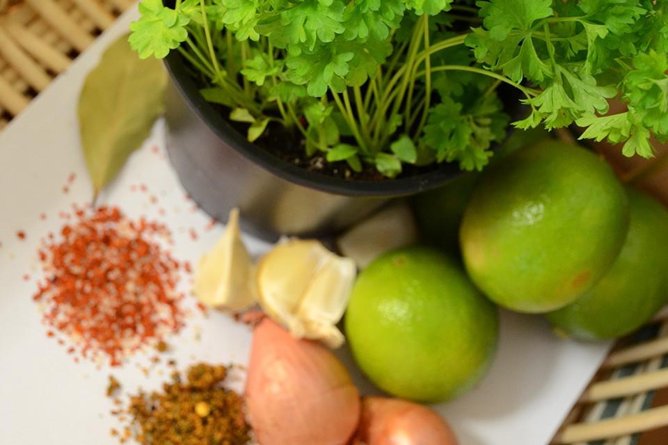 Chimichurri – Original-Rezept der argentinischen Sauce