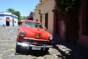 Oldtimer in Uruguay