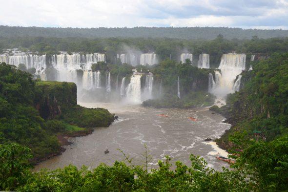 Wasserfälle von Iguaçu