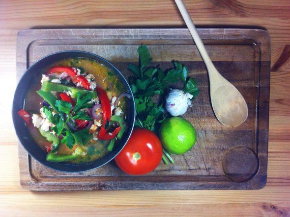 Moqueca – Fischsuppe aus Brasilien