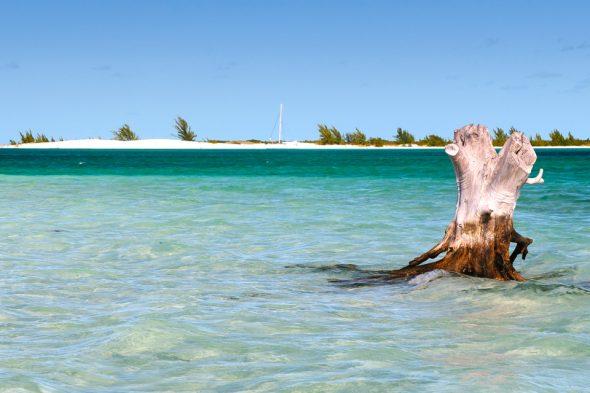 Cayo Lago del Sur in Kuba
