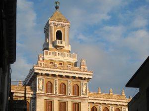 Bacardi-Gebäude in Havanna