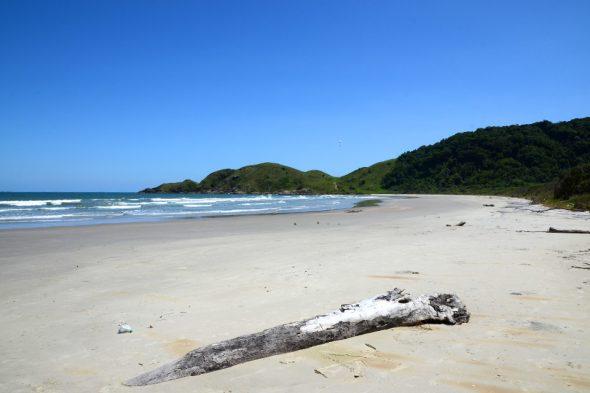 Praia do Miguel, Ilha do Mel