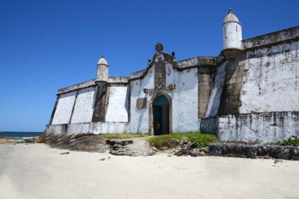 Festung auf der Ilha do Mel