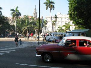 Oldtimer in La Habana Vieja